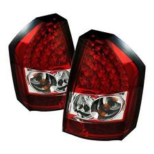 Tail Lights Chrysler 300C 2008-2010 LED - Red Clear