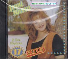 Jenni Rivera 17 Exitos CD New Nuevo sealed