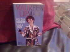 You Can Read Me Like a Book-Maureen Lipman Paperback English Autobiigraphy 1996