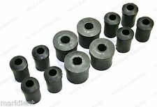 1960 Lincoln Continental Rear Spring Rubber Bushing 12-Pcs. Kit