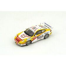 SPARK Porsche GT3 #50 Rallye Monte Carlo 2014 M. Duez - S. Vyncke S3797 1/43