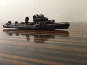 Vintage Lead Battle Ship