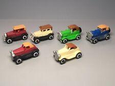 AUTOS: Satz Oldtimer Rallye (mit allen Varianten) 1991