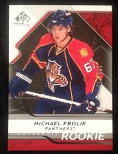 08-09 UD SP GAME USED ROOKIE #156 MICHAEL FROLIK 091/999!!!