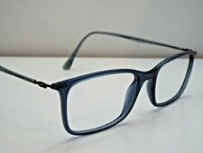 0282f2eef6 Authentic Ray-Ban RB 7031 5400 Blue LightRay Super Light Eyeglasses  268