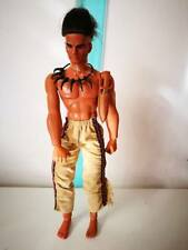 BIG JIM GERONIMO LOOSE MATTEL ACTION FIGURE ALL ORIGINAL
