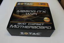 Brand New ZOTAC M880GITX-A-E Turion II APU/Board Combo Mini-ITX,USB3,Wifi,HDMI