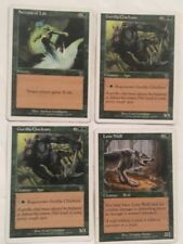 Magic The Gathering 7th Edition Assorted Cards (17) + 4 Others, See Photos