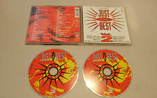 2 CD Just the Best Vol. 2 1994 38.Track DR. Alban Erasure Marusha Jimmy Cliff 77