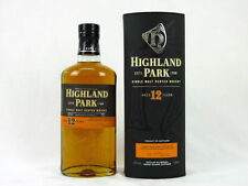 Highland Park Single malt 12 Jahre Whisky 0 7 L