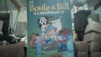 Boule & Bill T33 - A l'Abordage de Verron d'après Roba | Livre | d'occasion