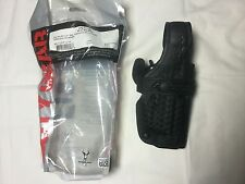 Safariland Duty Holster 070-77-181 Black Basketweave, Right Hand, SSIII Mid Rise