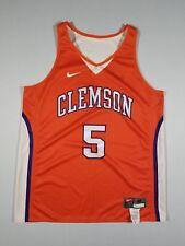ccc3f4e4bcfb NIKE Womens Clemson Tigers Reversible  5 Basketball Jersey