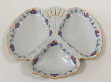 VINTAGE ART DECO SHELLEY Trio SHELL SHAPED Plate DISH