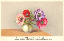 BG4852  flower muttertag  mother day  germany greetings