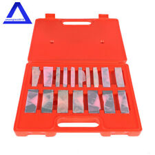 17 Pcs Hardened Steel Precision Angle Block 14 To 45 Degree Set Accuracy 0003