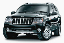 Manuale d'officina JEEP Grand Cherokee 1998-2004 (PDF)