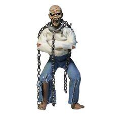 "Iron Maiden - 8"" Retro Style - Piece of Mind Eddie Clothed Figure - NECA"