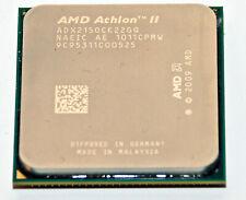 AMD Athlon II x2 215 - 2,7 GHz Dual-Core (adx215ock22gq) procesador