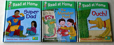 Oxford Reading Tree: Read at Home: Level 2a/b/c (3 books)