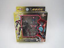 Masked Kamen Rider Kabuto GE-17 Chogokin Souchaku Henshin Figure Bandai USED