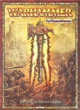 Warhammer Fantasy Battles Rulebook Eighth 8th Edition Hardcover Book
