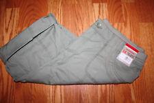NWT Womens KHAKIS & CO Soft Sage Bermuda Shorts Size 14 $40