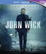 John Wick Action DVDs & Blu-rays