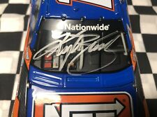 2009 Kyle Busch 1/24 Autographed NOS Energy Nationwide Series Camry