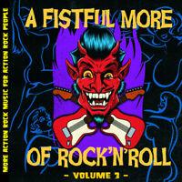 Various Artists - Fistful More Of Rock N' Roll Vol. 3 / Various [New Vinyl LP]