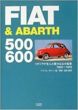Alte Handbücher für Fiat Autos