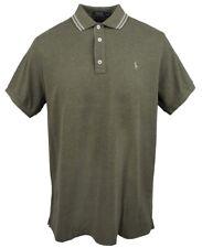 Polo Ralph Lauren Men's Custom Fit Cotton Mesh Polo Shirt-MG-S