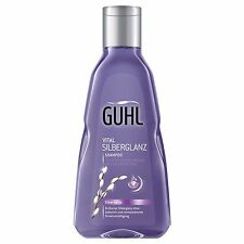 Guhl Shampoo Vital Silver Shine (White Willow) 250ml 8.45oz