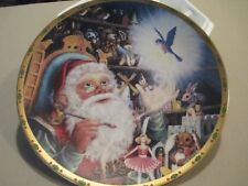 "Lenox China 1994 Magic of Christmas 8 1/2"" Plate Wonder of Wonders #A0534"