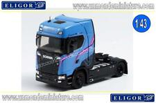 Scania S730 Serie Limitee 50 ANS V8 ELIGOR - EL 116619 - Echelle 1/43
