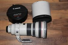 Canon ef 400 mm F/2.8 L IS USM Lente