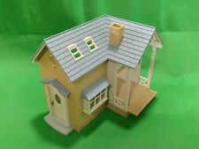 Sylvanian Families RARE Epoch Riverside Japanese Pension House Lodge