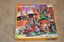 Lego manual de instrucciones N º 6088 Ninja vigilancia Dragón samurai