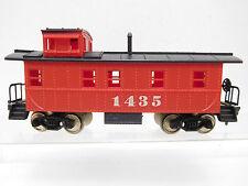 MES-52583Fleischmann H0 US Caboose 1435 sehr guter Zustand