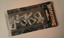 WARZONE-MUTANT CHRONICLES-CYBERTRONIC CHASSEURS-4x METAL-TARGET GAMES