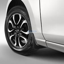 Mazda 2 Genuine Front Mud Guards (Mudflaps)