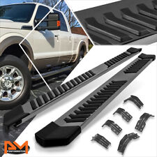 """For 99-16 Ford Super Duty Extended Cab 6""""Side Step Nerf Bar Running Board Black"""