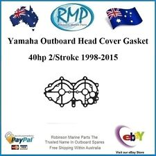 A Brand New Head Cover Gasket Suits Yamaha 40hp 2cyl 1998-2015 # 66T-11193-00
