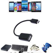 USB Host OTG AdaptorAdapter Cable For Samsung Galaxy S2 S II 4G SGH-i777 T989