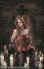 Victoria Frances Rojo Vasco - 3D culto Fantasía imagen 300mm X 400mm