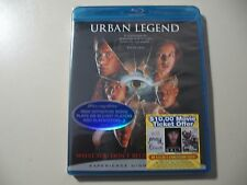 Urban Legend (Blu-ray Disc, 2008) Brand New and Sealed