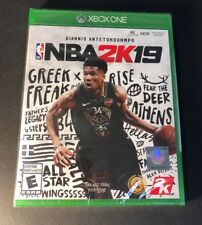 NBA 2K19 (XBOX ONE) NEW