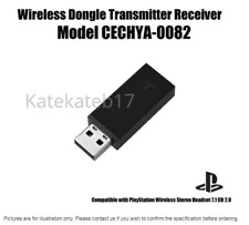 Genuine Sony USB Dongle Playstation Receiver for PS4 Wireless Headset 2.0 Gold