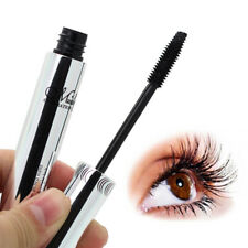4D Waterproof Silk Fiber Eyelash Mascara Black Mascara Extension Eye Makeup Acce