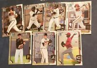 2015 Bowman Chrome and Draft Prospects Rookies BCP You Pick From List (A-Z)
